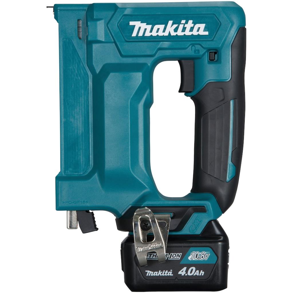 Makita Akku-Tacker »ST113DSMJ«