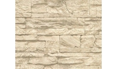 living walls Vinyltapete »Best of Wood`n Stone 2nd Edition«, Steinoptik, Naturstein kaufen