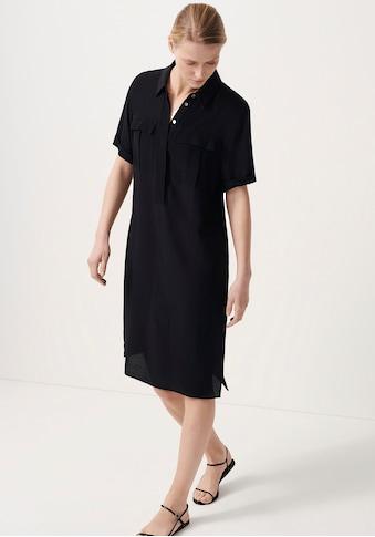 someday Hemdblusenkleid »Quinton«, mit großen Klappentaschen kaufen
