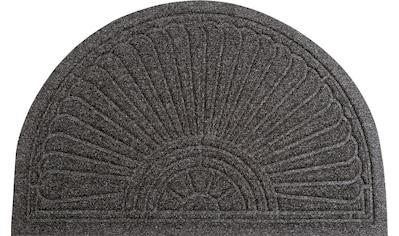 Fußmatte, »Gallery Halfmoon«, Kleen - Tex, halbrund, Höhe 10 mm, maschinell gewebt kaufen