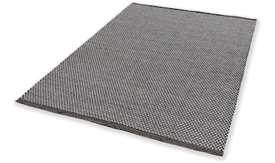 Teppich, »Luna«, SCHÖNER WOHNEN - Kollektion, rechteckig, Höhe 10 mm, handgewebt kaufen