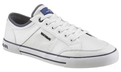 TOM TAILOR Sneaker, mit Lochmuster kaufen