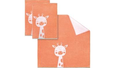 Dyckhoff Handtuch Set »Giraffe« kaufen