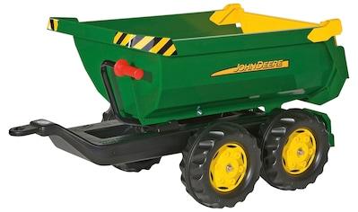 Rolly Toys Kinderfahrzeug-Anhänger »Halfpipe John Deere«, für Trettraktoren kaufen