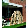 PROMADINO Holzspalier BxTxH: 108x41x180 cm