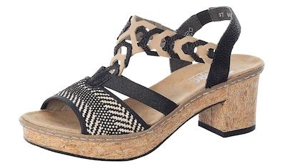 Rieker Sandalette, in elegantem Look kaufen