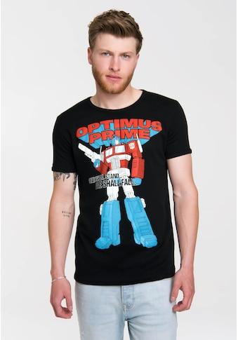 LOGOSHIRT T-Shirt mit Optimus Prime-Print kaufen