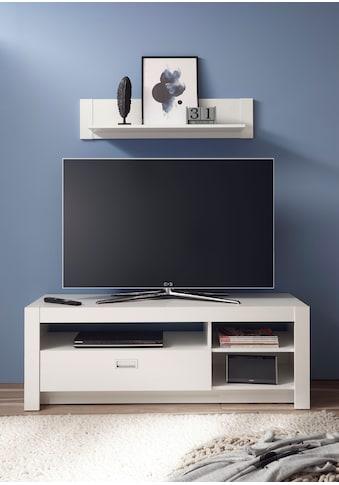 Begabino TV-Bank »Alaska«, mit 3 Fächern und Schubkasten kaufen