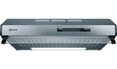 NEFF Unterbauhaube »D60LAA0N1«, Serie N 30, 60 cm breit kaufen