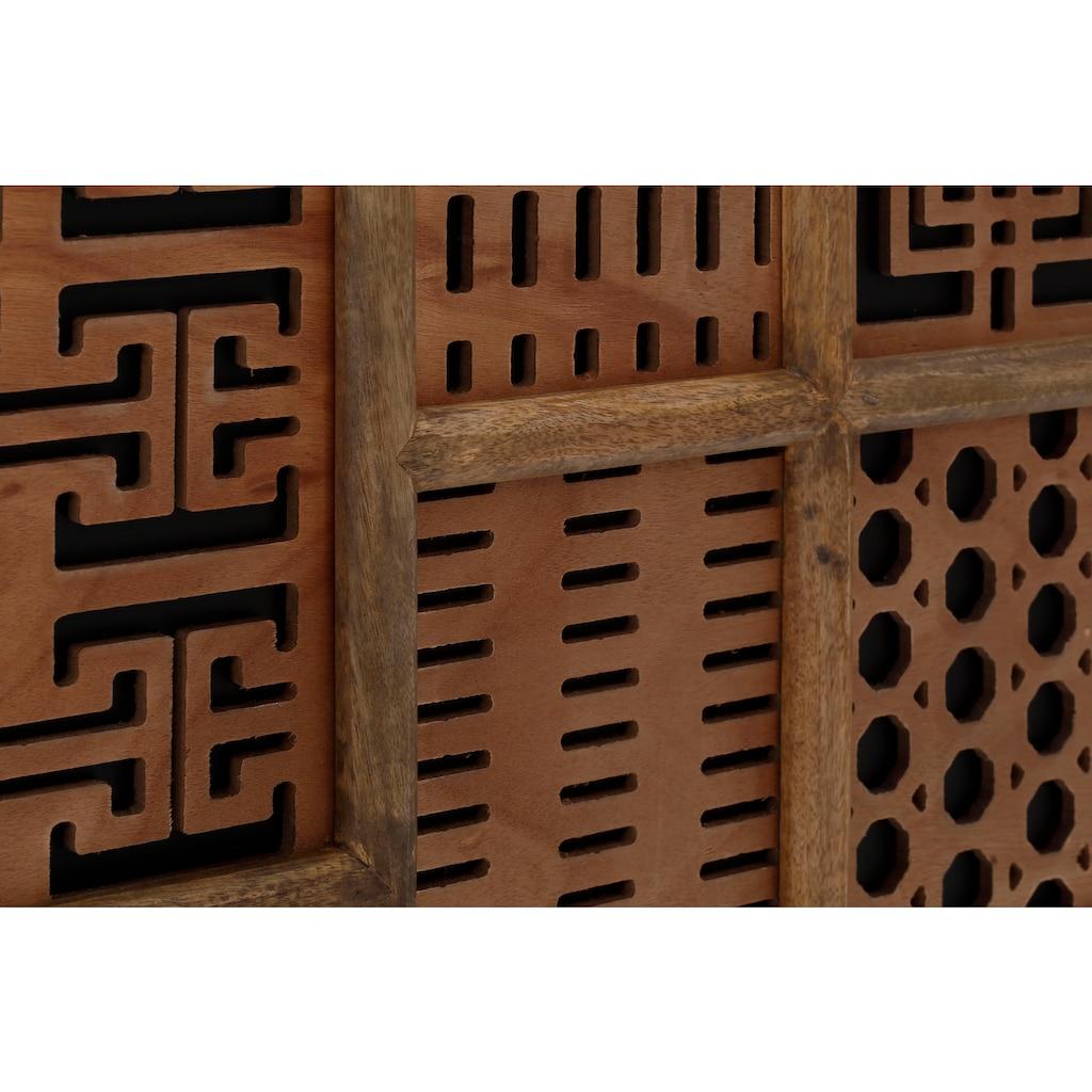 Home affaire Sideboard »Venicio«, Die Ausschnitte in den Türen dienen als Griffe