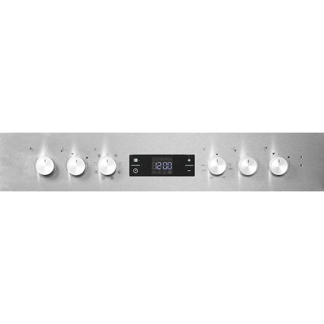 BEKO Elektro-Herd-Set, Simple Steam Reinigungsfunktion
