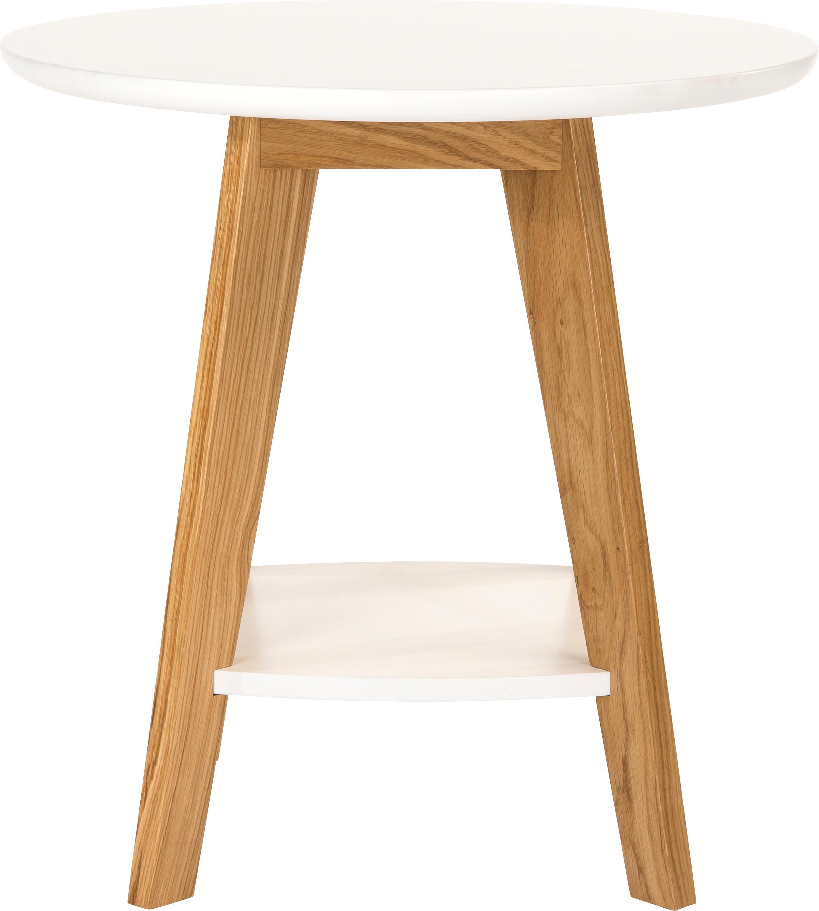 Woodman Beistelltisch Bjórgvin Wohnen/Möbel/Tische/Beistelltische