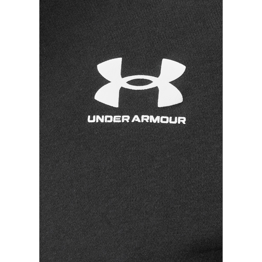 Under Armour® Kapuzensweatjacke »RIVAL FLEECE FULL ZIP«