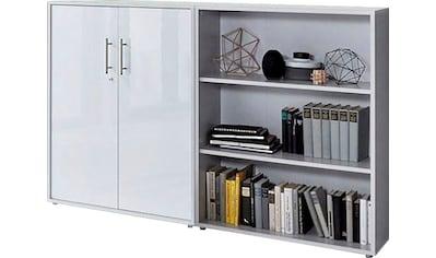 BMG Büromöbel-Set »Tabor Office«, (Set, 2 St.) kaufen