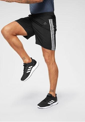 adidas Performance Trainingsshorts »RUN IT 3-STREIFEN« kaufen