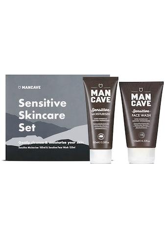MAN CAVE Gesichtspflege-Set »Sensitive Skincare Set«, (Set, 2 tlg.), für empfindliche Männerhaut kaufen