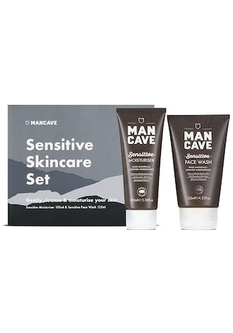 "MAN CAVE Gesichtspflege - Set ""Sensitive Skincare Set"", Set 2 - tlg. kaufen"