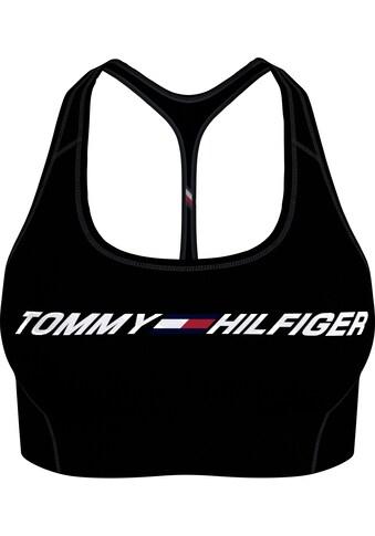 Tommy Hilfiger Sport Sport-Bustier »LIGHT INTENSITY GRAPHIC BRA«, mit Trägern für... kaufen