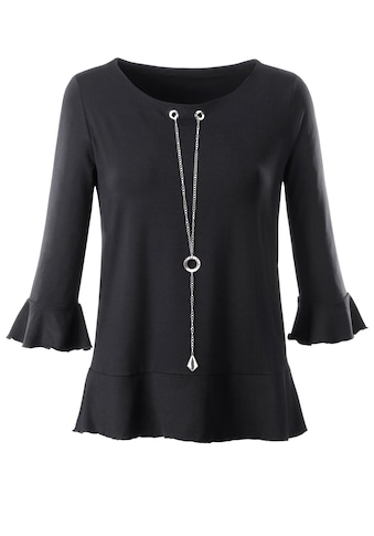 Ambria Shirt mit abnehmbarer Kette kaufen