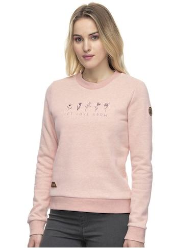 Ragwear Plus Sweater »EFFA PLUS« kaufen