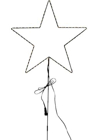 AM Design LED Stern, Warmweiß, aus Draht, für den Innen- und Außenbereich kaufen