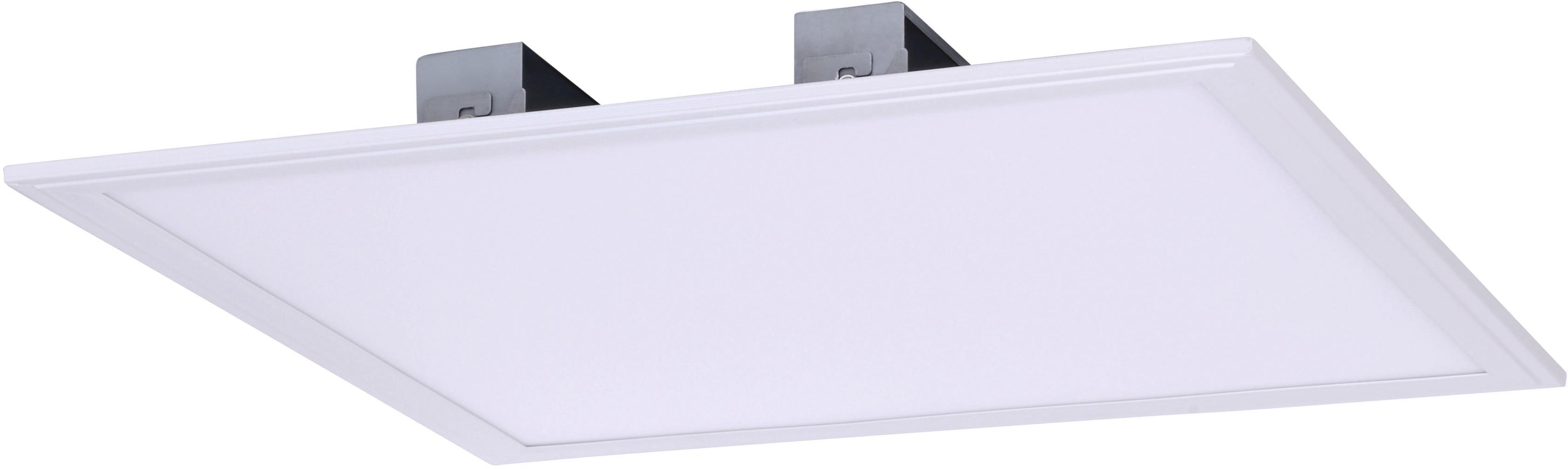 näve LED Panel PANEL, LED-Board, Neutralweiß, LED Deckenleuchte, LED Deckenlampe