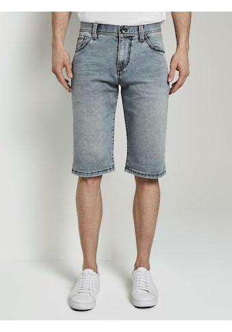 TOM TAILOR Jeansshorts »Max Bermuda Jeans« kaufen