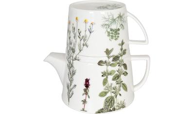 Könitz Teekanne »Tea for me  -  Kräuter« (Set, 1 - tlg.) kaufen