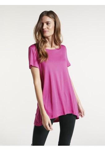 Shirt mit asymmetrischer Naht kaufen