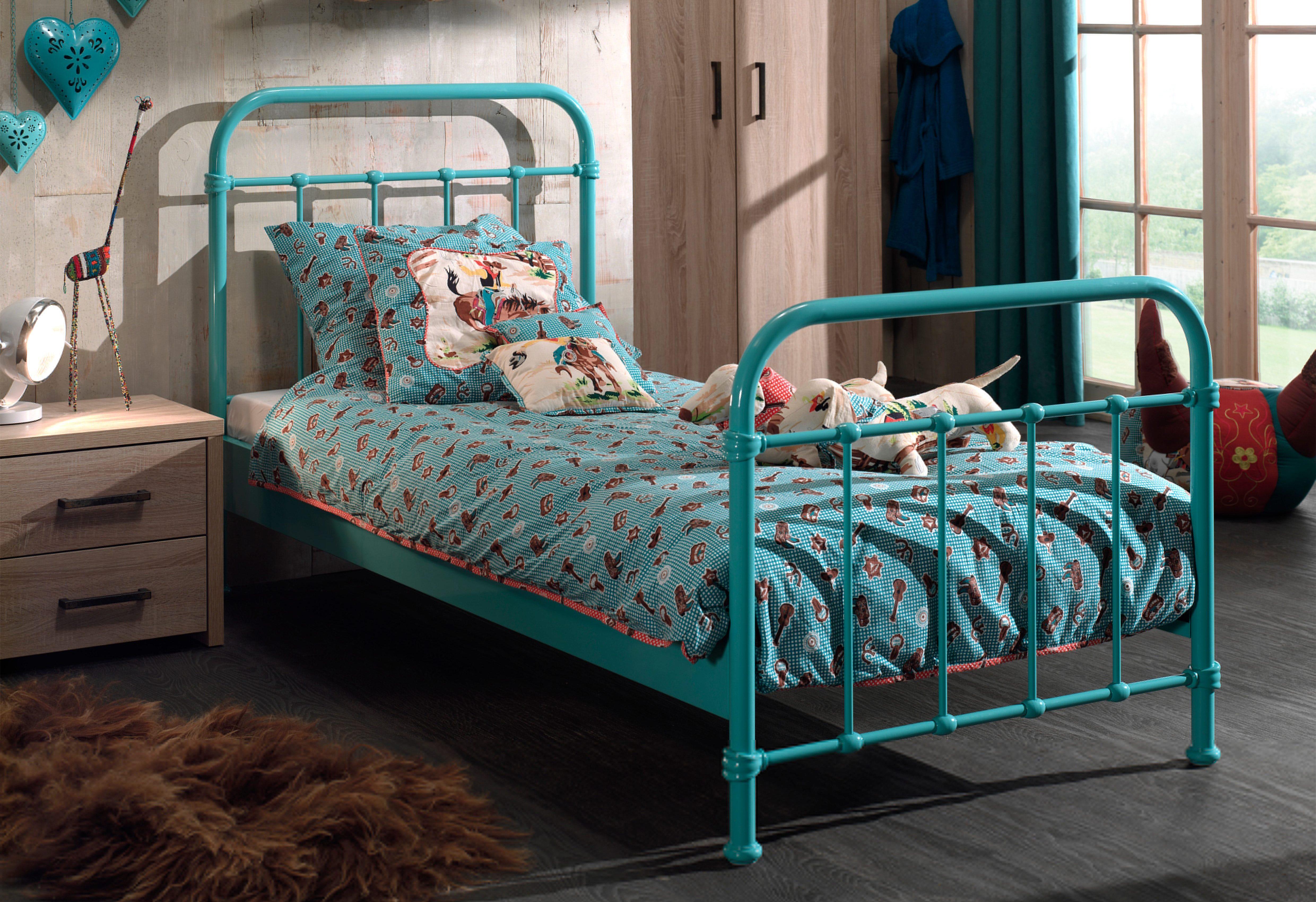 Vipack Metallbett | Kinderzimmer > Kinderbetten > Kinderbetten | Vipack