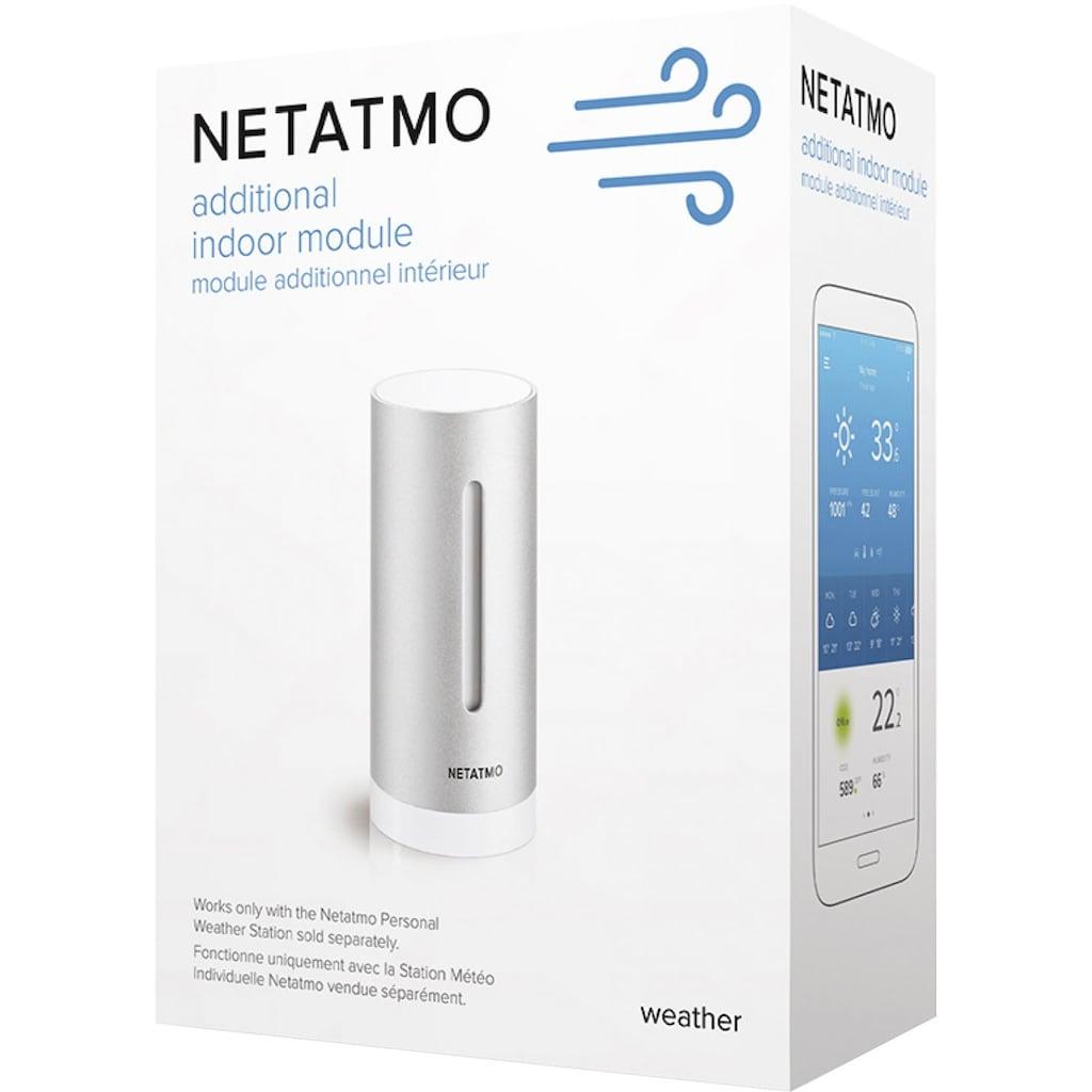Netatmo Sensor »Zusatz-Innenmodul für Wetterstation«