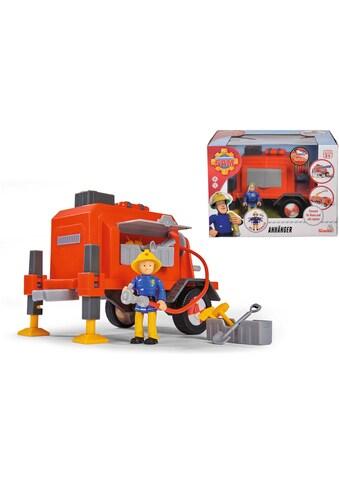 """SIMBA Spielfahrzeug - Anhänger """"Feuerwehrmann Sam, Anhänger mit Figur"""" kaufen"""