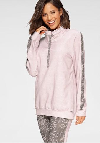 Cybèle Sweatshirt, mit coolem Schlauchkragen und Tunnelzugbund kaufen