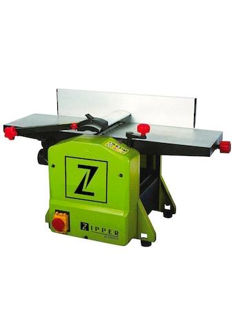 ZIPPER Abricht- und Dickenhobelmaschine »ZI-HB204« kaufen