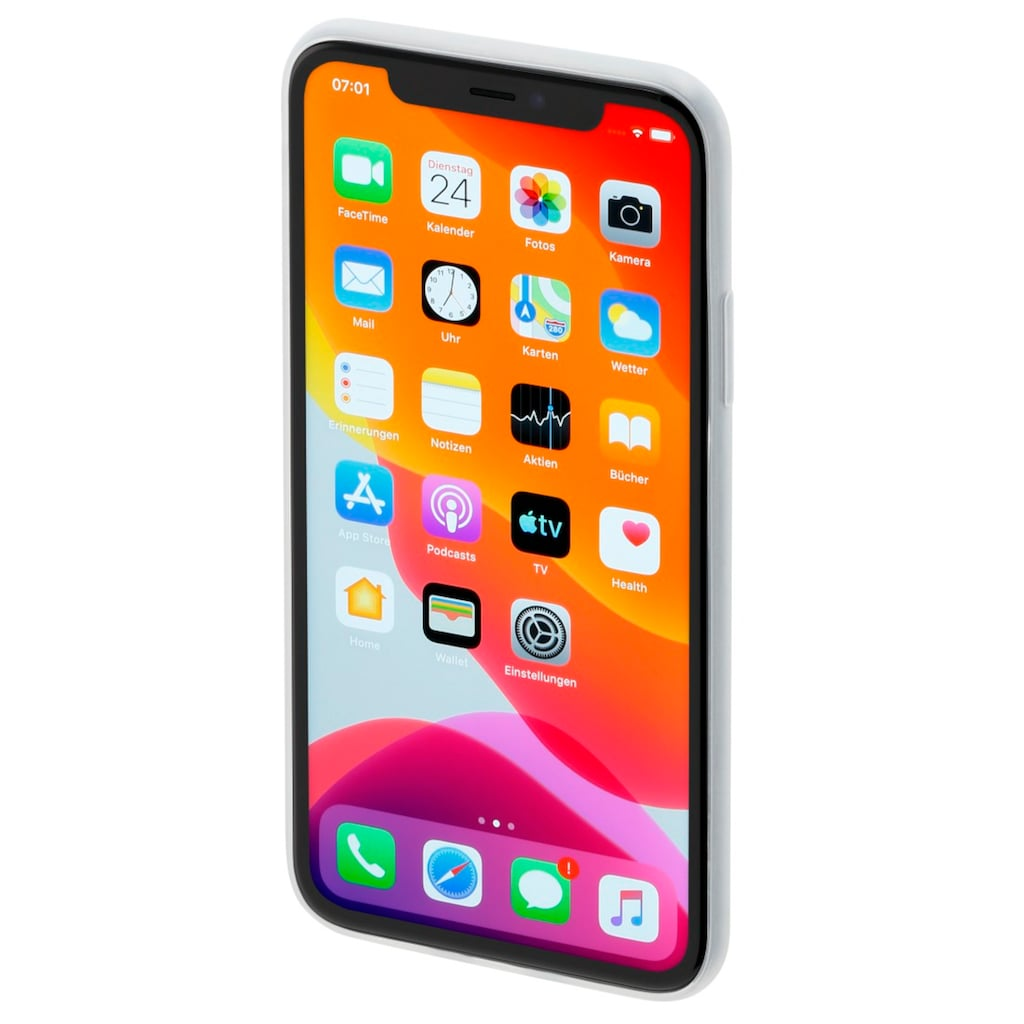 Hama Cover Case Handyhülle für Apple iPhone 11