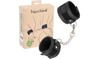 Vegan Fetish Handfesseln, (2 tlg.), Komplett vegan kaufen