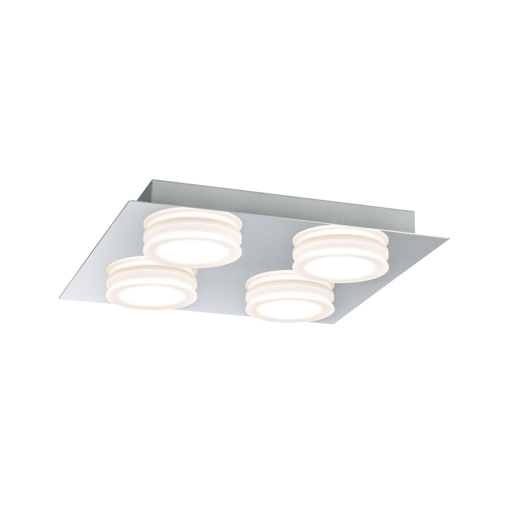 Paulmann,LED Deckenleuchte Doradus 4x5W Chrom