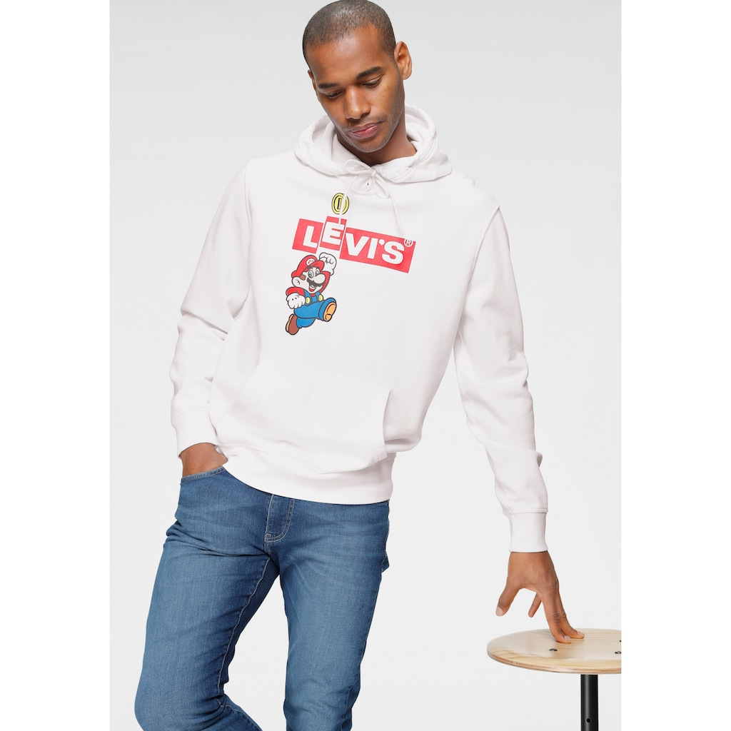 Levi's® Hoodie »Nintendo x Levi's®«, Limited Collection
