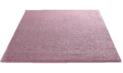 Teppich, »Dream eckig«, Living Line, rechteckig, Höhe 13 mm, maschinell gewebt kaufen
