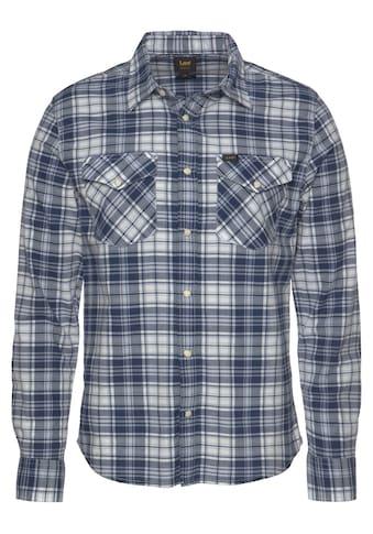 Lee® Langarmhemd »Clean Western Shirt« kaufen