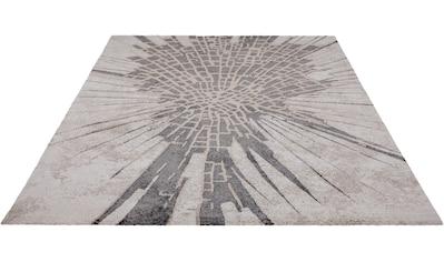 merinos Teppich »Marvellous 28068«, rechteckig, 13 mm Höhe, Wohnzimmer kaufen