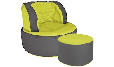 MAGMA Sitzsack »SCUBA Bebop«, 2er Set, Indoor / Outdoor geeignet kaufen