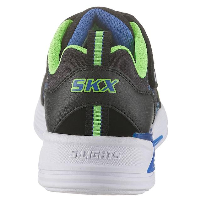 Skechers Kids Sneaker »Blinkschuh Erupters III«