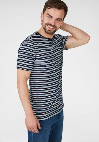 NAVIGAZIONE Shirt in Blautönen kaufen