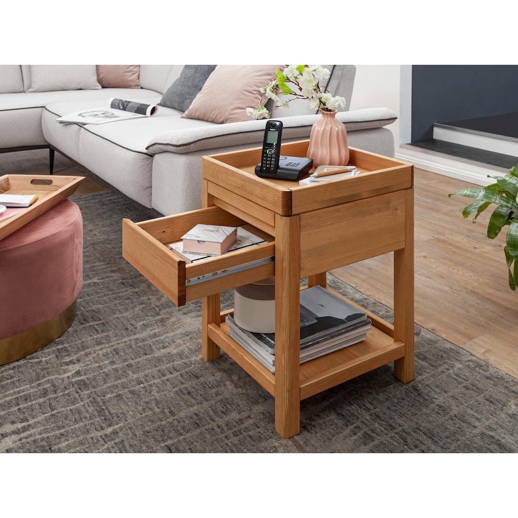 Premium collection by Home affaire Telefontisch »Lisa«, aus Massivholz, hochwertig verarbeitet
