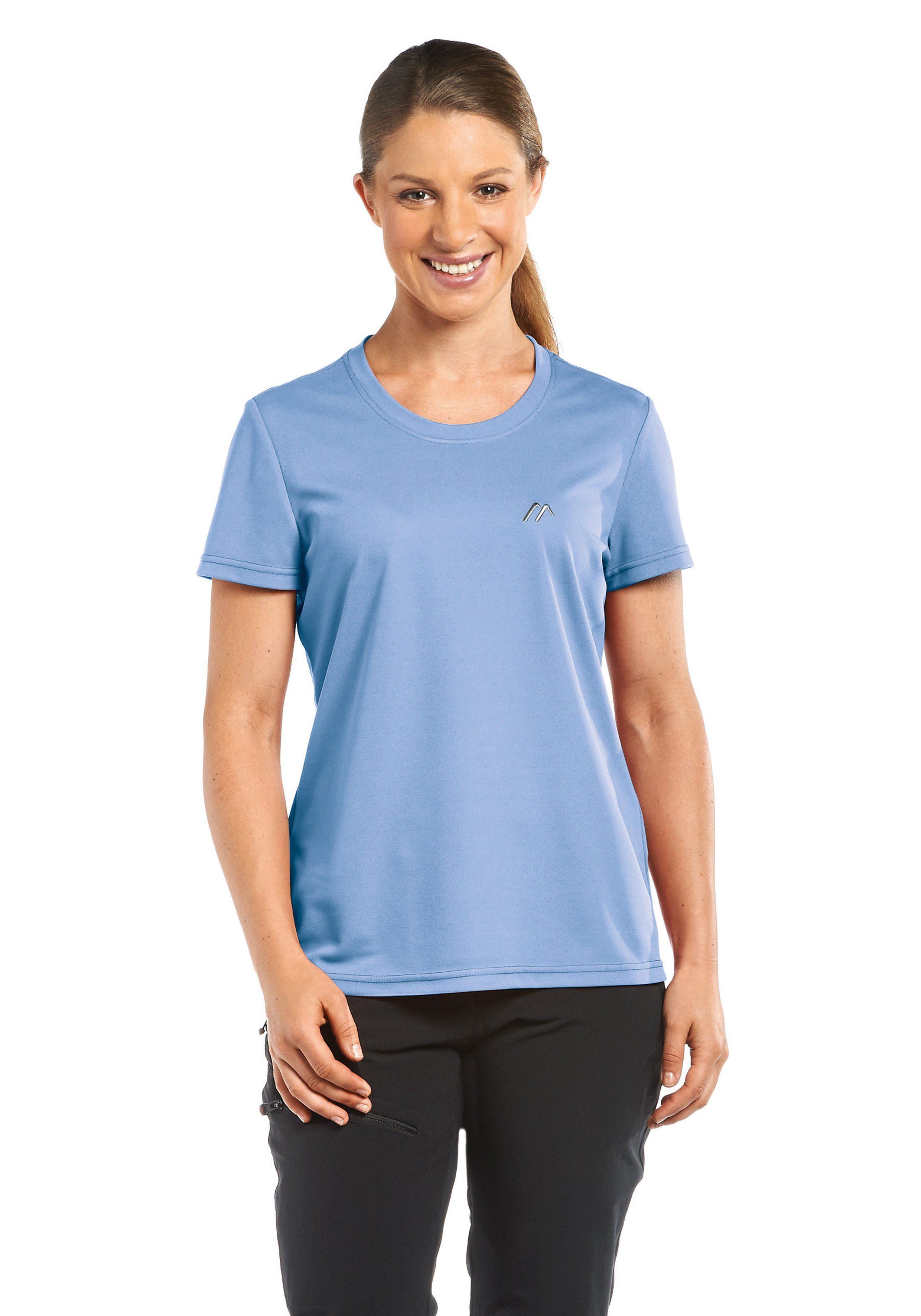 Maier Sports Funktionsshirt Waltraud   Bekleidung > Shirts > Funktionsshirts   Blau   Maier Sports