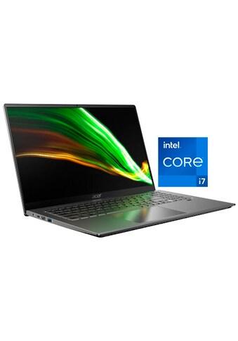 "Acer Notebook »SF316-51-79U5«, (40,89 cm/16,1 "" Intel Core i7 Iris© Xe Graphics\r\n... kaufen"