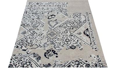 Teppich, »Julian«, Home affaire, rechteckig, Höhe 10 mm, handgewebt kaufen