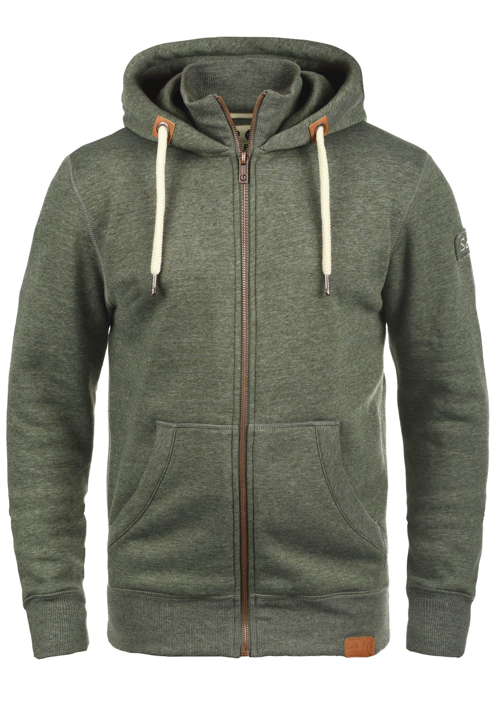 Solid Kapuzensweatjacke TripZip | Bekleidung > Sweatshirts & -jacken > Sweatjacken | Solid