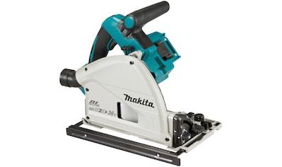 Makita Akku-Tauchsäge »DSP600ZJ«, 56 mm, 2 x 18 V, ohne Akkus und Ladegerät kaufen